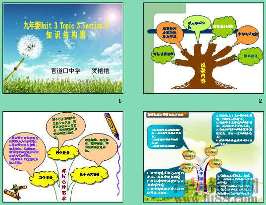 英语知识树图片大全
