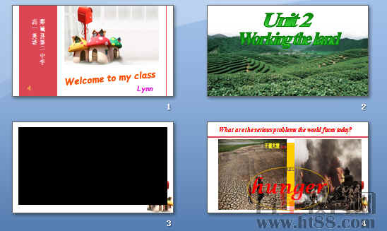 《Working the land》ppt81