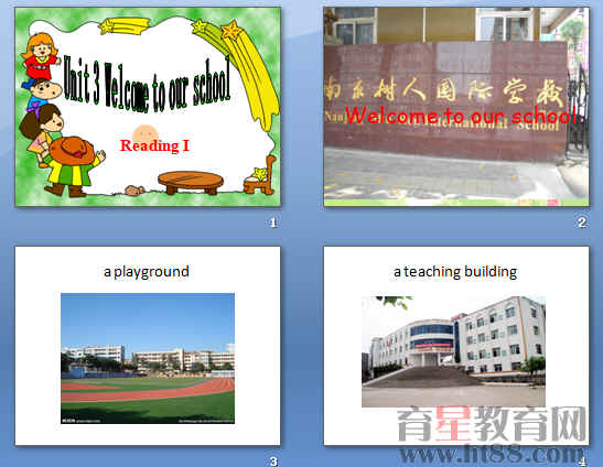 《Welcome to our school》ppt44